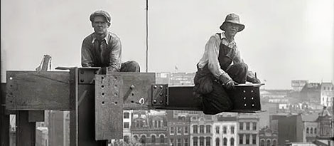 Construction Workers, Full-Service Property Management, Rochester, NY